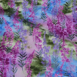 PRINTED COTTON FABRIC