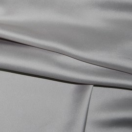 CREPE SATIN STRETCH FABRIC