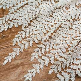 GUIPURE  LACE IVORY