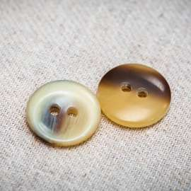 2-HOLES BUTTON (SOLD AS A 6 PIECES PACK)