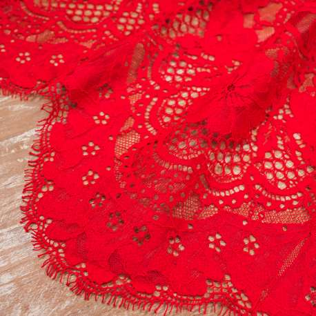 COTTON MIX LACE