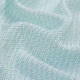LIGHT TWEED FABRIC WITH LUREX