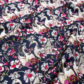 JERSEY FABRIC GALLIANO