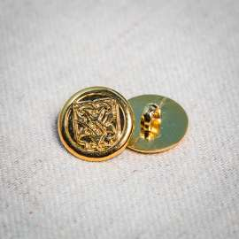 METAL BUTTON (SOLD AS A 6 PIECES PACK)