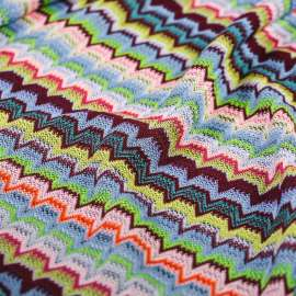 KNIT FABRIC MISSONI