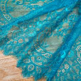 COOL BLUE LACE
