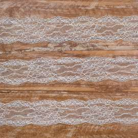 FINE FRENCH LACE TRIM