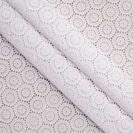 EYELET COTTON SALVATORE FERRAGAMO