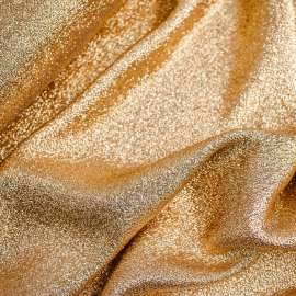 GOLD SILK LAMÉ
