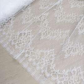 FINE FRENCH CHANTILLY LACE VALENTINO