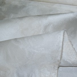 SILK TAFFETA JACQUARD (SOLD AS A 2 METERS LAST PIECE)